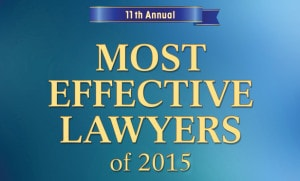 Alex Perkins - nominated Most Effective Lawyers - Miami, FL